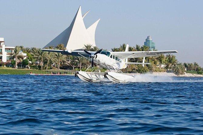 Seaplane Tour and Al Maha Wildlife Drive from Dubai