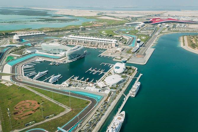 Excursão de hidroavião de Abu Dhabi e excursão de descoberta privada