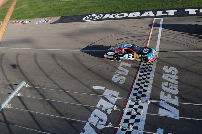 Richard Petty Driving Experience at Las Vegas Motor Speedway