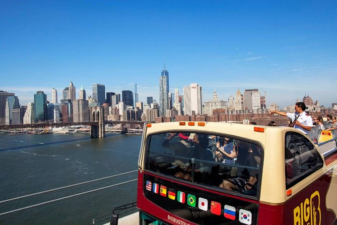 Big Bus NYC Hop-On Hop-Off, Empire State Building, plus Gift Card