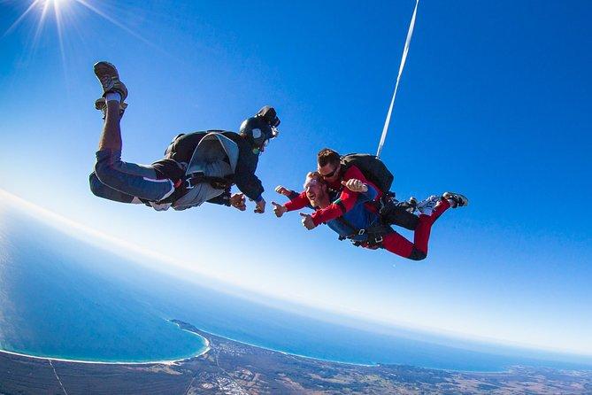Baía de Byron Tandem Sky Dive