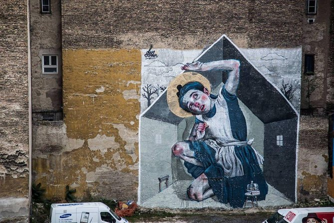 Budapest Urban Art - Private Street Art Tour