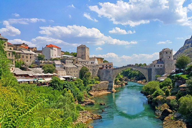 Mostar, Kravice Waterfalls and Blagaj Private Tour from Dubrovnik by Vidokrug