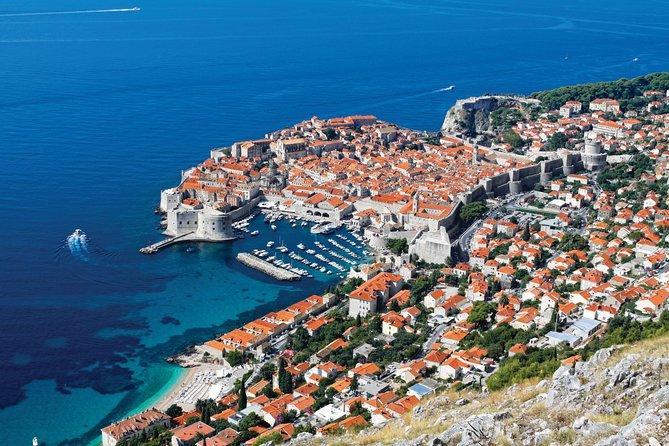 Dubrovnik City Tour: Panorama Drive & Sightseeing Walk by Vidokrug