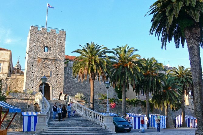 Korcula & Ston - Wine and Oysters Tasting Private Day Tour