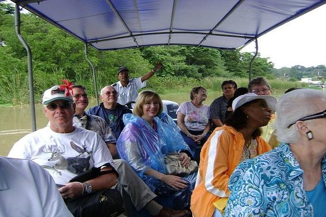 Tortuguero Canal Boat Tour: From Puerto Limon