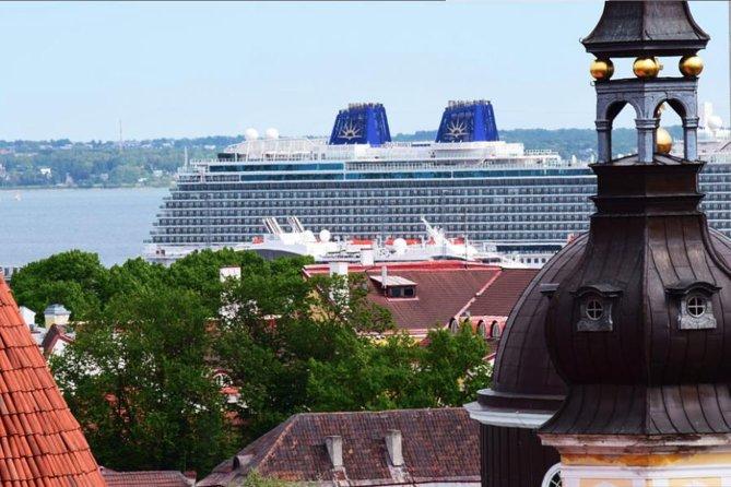 Tallinn Shore Excursions: Old Town Walking Tour