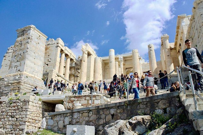 Athens Private All Included: Acropolis and Museum,Cultural Guided Walking Tour