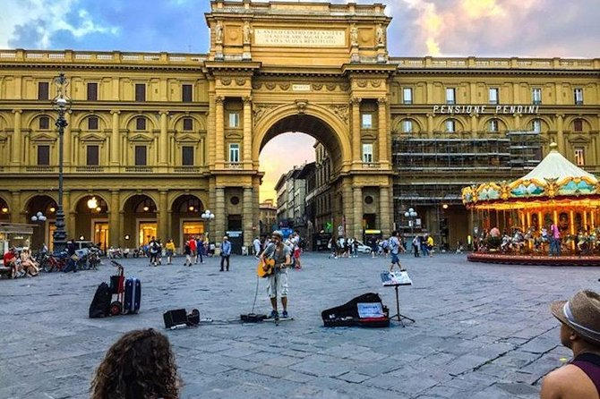 Florence for beginners - best walking tour