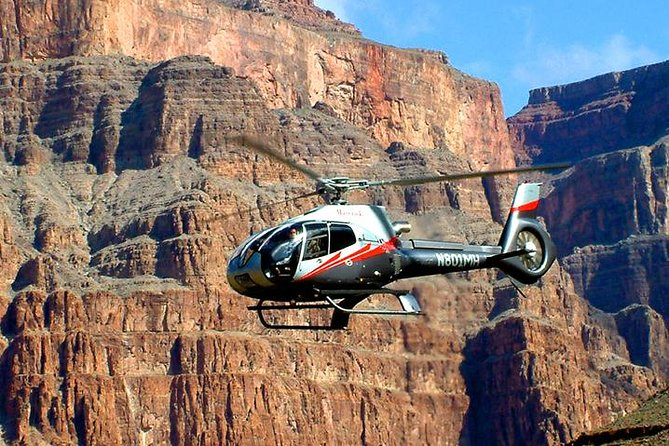 Small-Group Grand Canyon West Rim SUV Tour with Optional Helicopter Landing