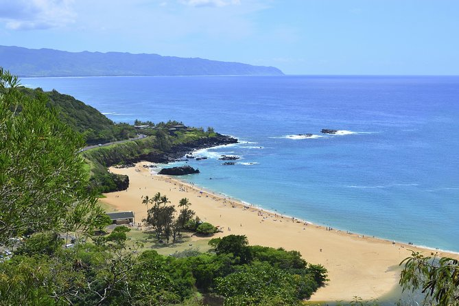 North Shore Adventure Helicopter Tour From Turtle Bay
