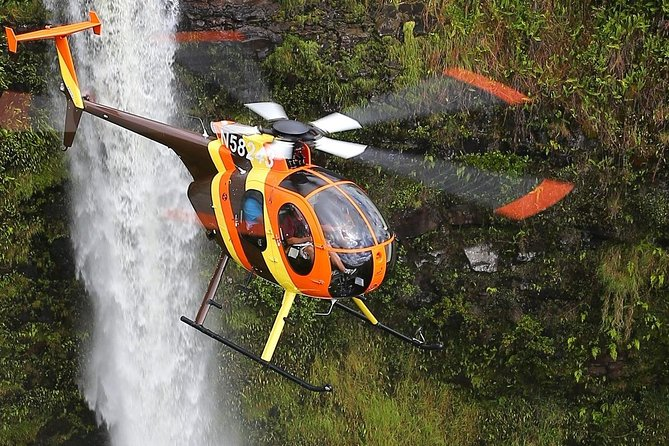 Oʻahu: North Shore Adventure Helicopter Tour from Turtle Bay