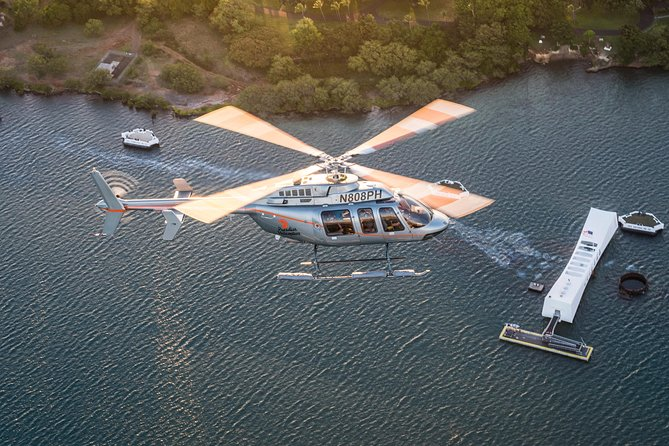 O'ahu Circle Island Helicopter Experience - Private Tour