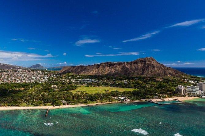Diamond Head Scenic Helicopter Tour - Private Tour