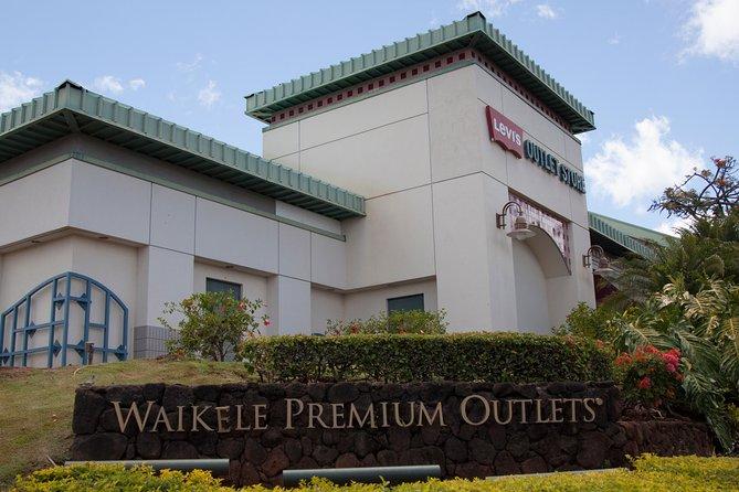 Waikele Outlet Shopping Shuttle