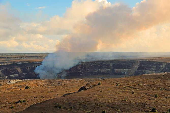 One Day Tour: Hawaii Grand Circle Island with Volcanoes National Park Tour
