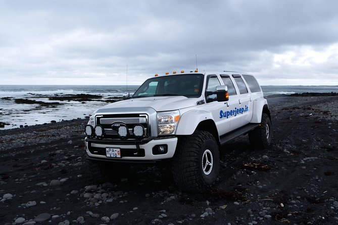 Private Monster Truck Golden Circle Tour by Superjeep from Reykjavik