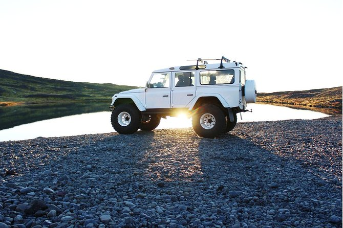 Tour del Círculo Dorado del Sol de Medianoche desde Reykjavik