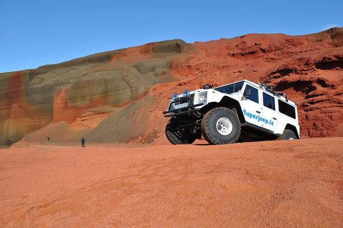 Private Golden Circle Tour by Superjeep from Reykjavik