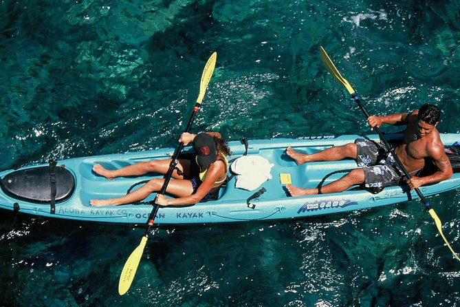 Snorkel, Kayak and Dolphin Experience in the Big Island's Kealakekua Bay photo 1