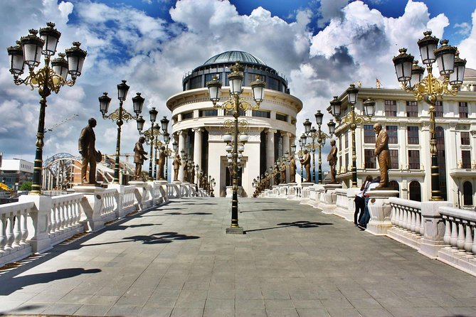 Skopje North Macedonia Day Tour from Sofia