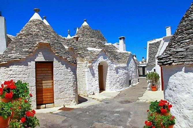 Discovering Alberobello and Mediterranean cuisine