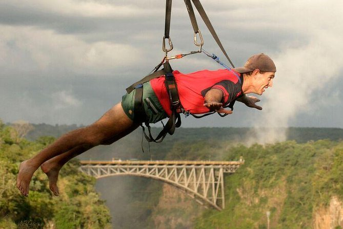 Adrenaline High Wire Package (Zimbabwe)