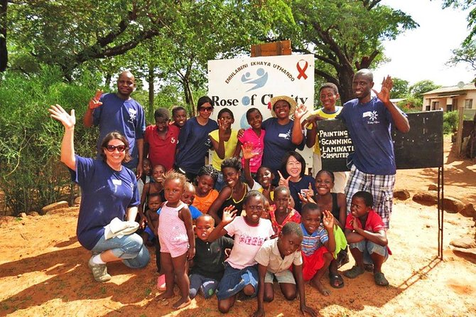 Pay It Forward Tour/Shop with a Purpose (Zimbabwe)
