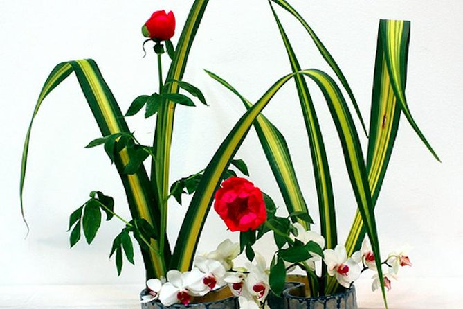 Ikebana and Flower Arranging in Osaka (PRIVATE)