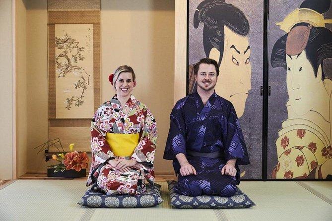 Kimono utleie i Kyoto