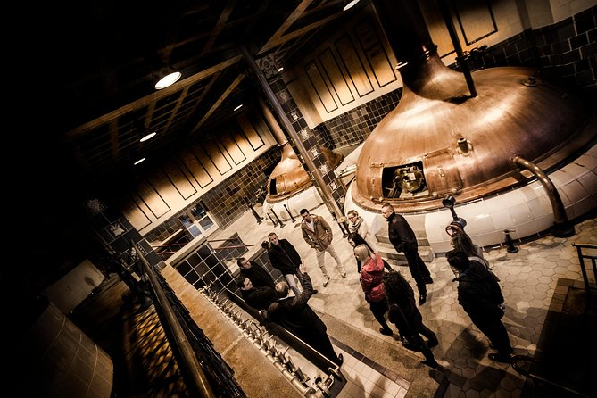 6-Hour Tyskie Brewery Tour and Beer Tasting by Private Car From Krakow