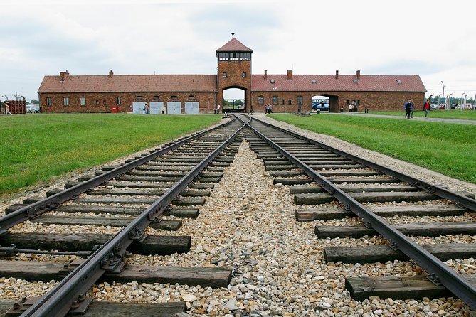 Auschwitz-Birkenau and Wieliczka Salt Mine Day Tour from Krakow with private car