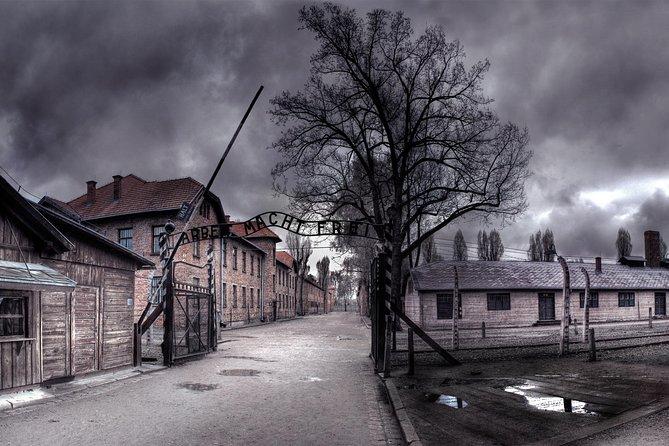 Excursão histórica a Auschwitz-Birkenau saindo de Cracóvia com transporte