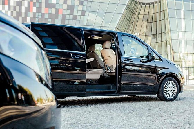 Private Wroclaw airport transfer up 4 people