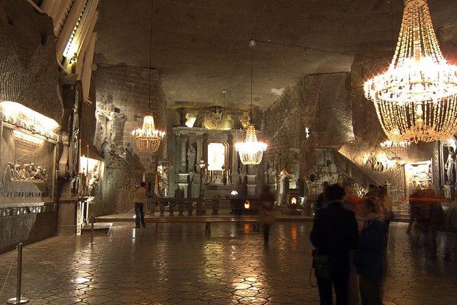 Half-Day Wieliczka Salt Mine Tour From Krakow With Transport