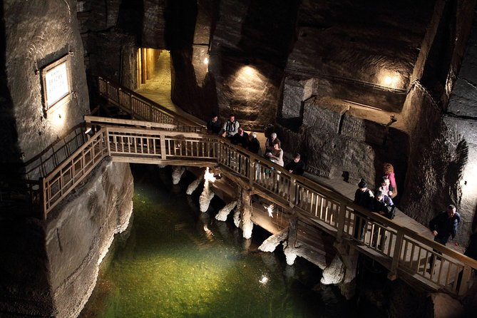 Wieliczka Salt Mine from Krakow, Guided Half-Day Tour with Private Transport