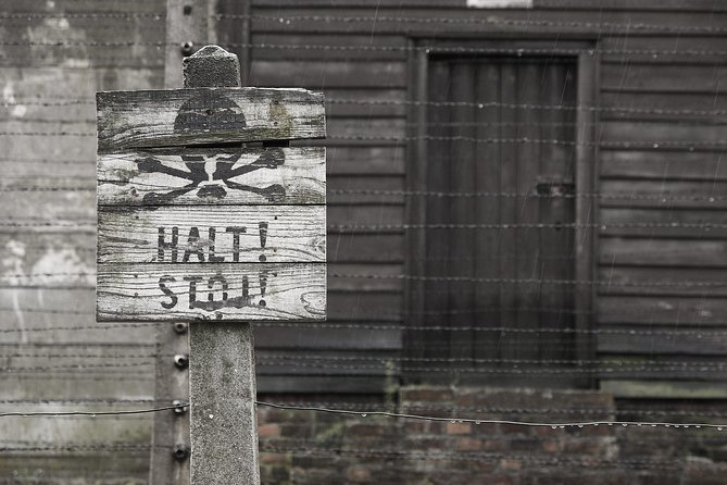 Auschwitz-Birkenau Guided Full-Day Tour from Krakow with Private Transport