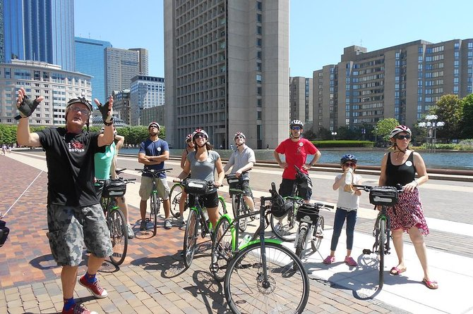 City View Bike Tour - Bike the Boston Neighborhoods