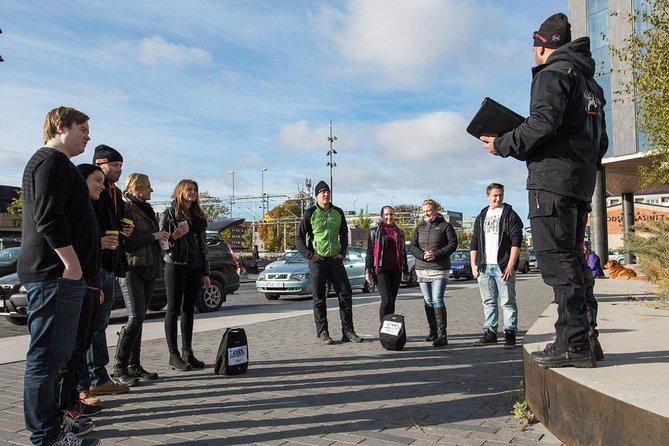 City walk - Uppsala