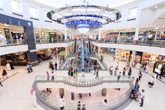 Full Day Dubai Shopping Tours