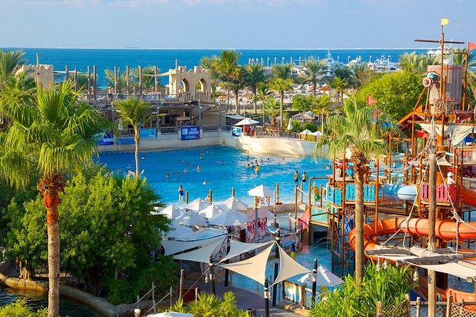 Skip the Line: Wild Wadi Water Theme Park Dubai Ticket