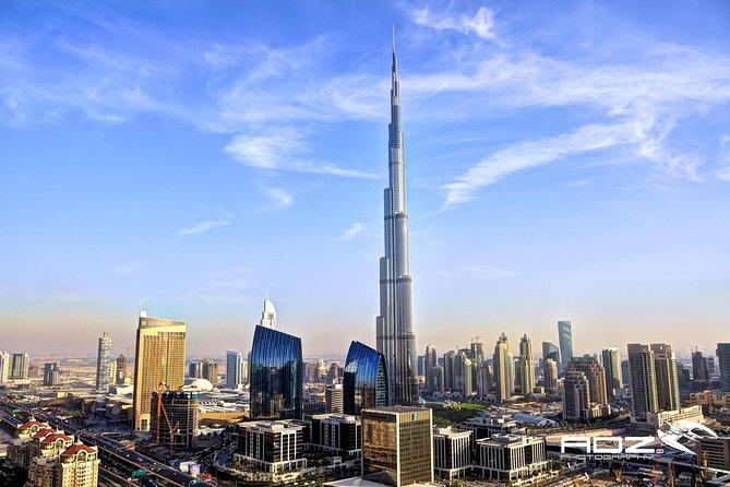 Full-Day Dubai City Tour