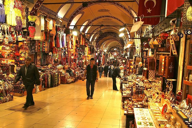 Private Istanbul Tour From Your Hotel or Cruise Port photo 2