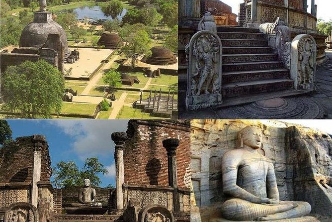 Polonnaruwa Day Tour with MTH