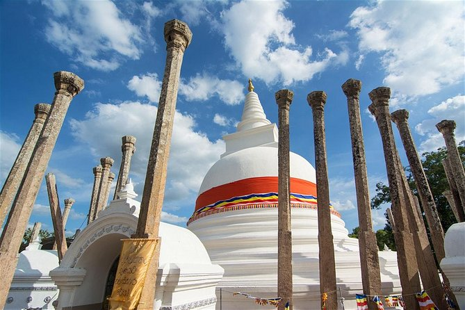 Day Excursion to Anuradhapura from Sigiriya or Dambulla