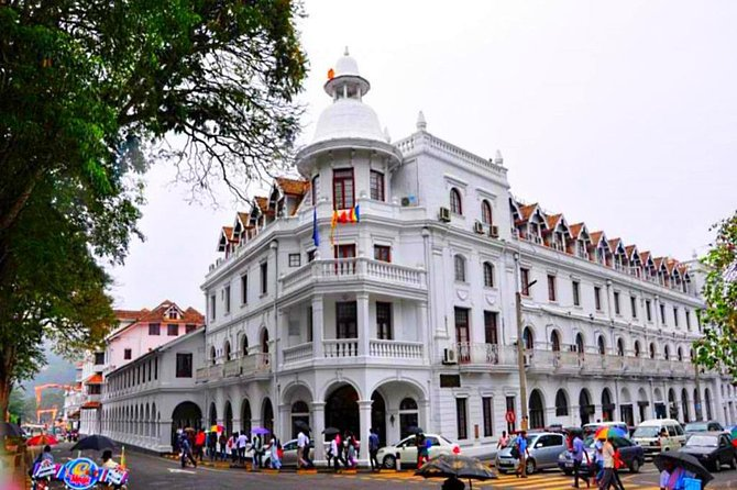 Extended Kandy City Tour with MTH