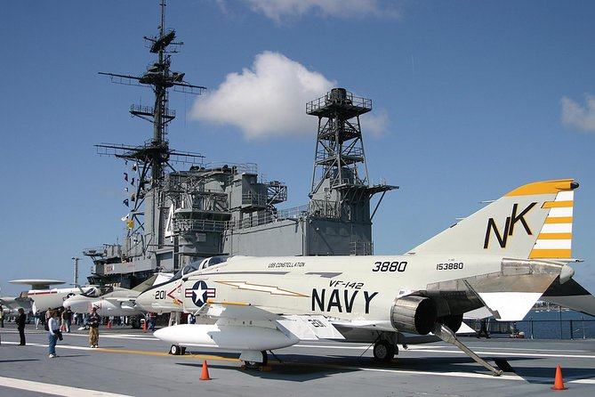 San Diego Shore Excursion: Skip the Line: USS Midway Museum