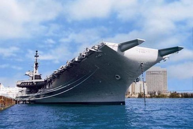 Skip the Line: USS Midway Museum Admission Ticket