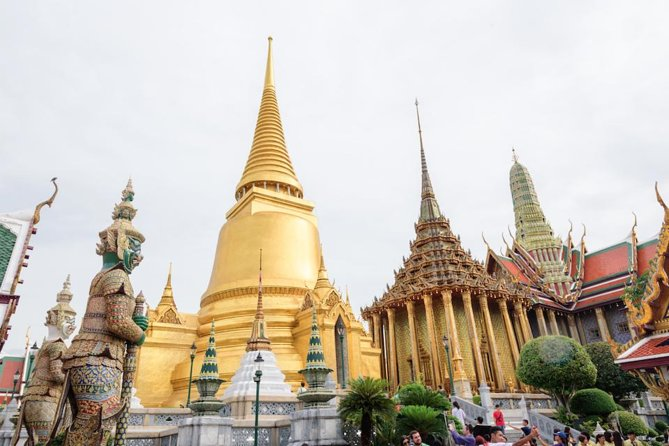Highlights of Bangkok (Private 1 Day Tour)
