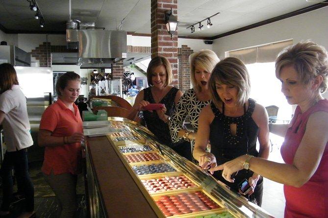 Tour guiado de chocolate em Dallas